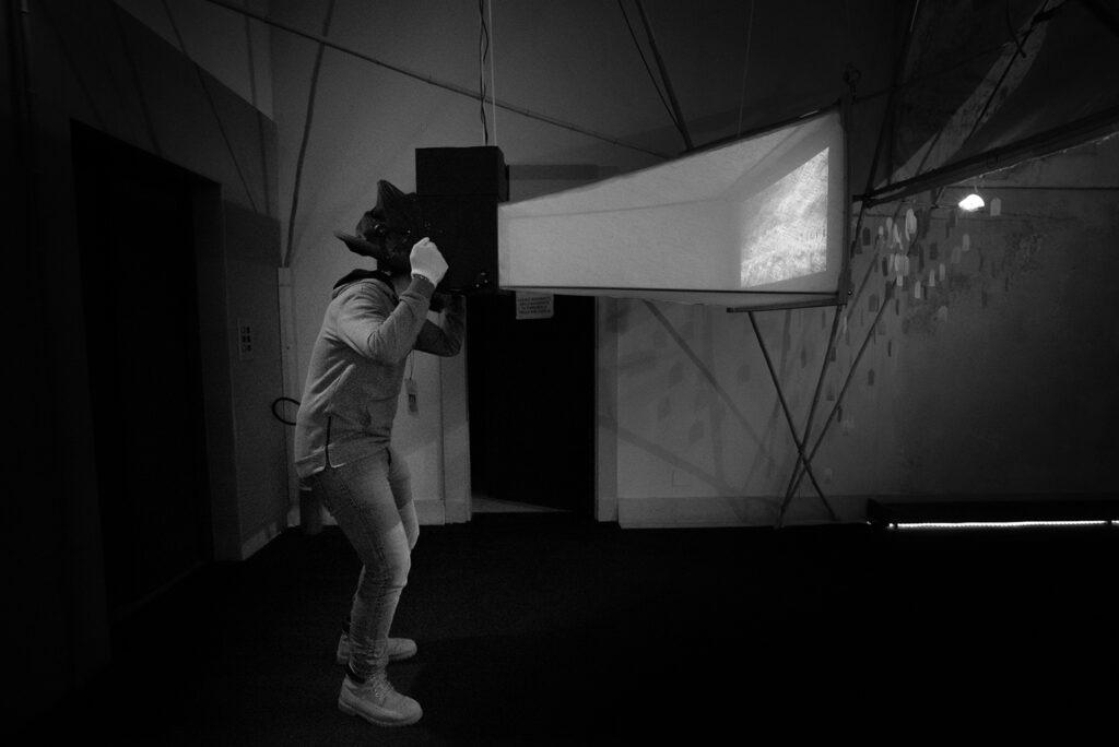 Studio Antani Atlas of Emotions - installation