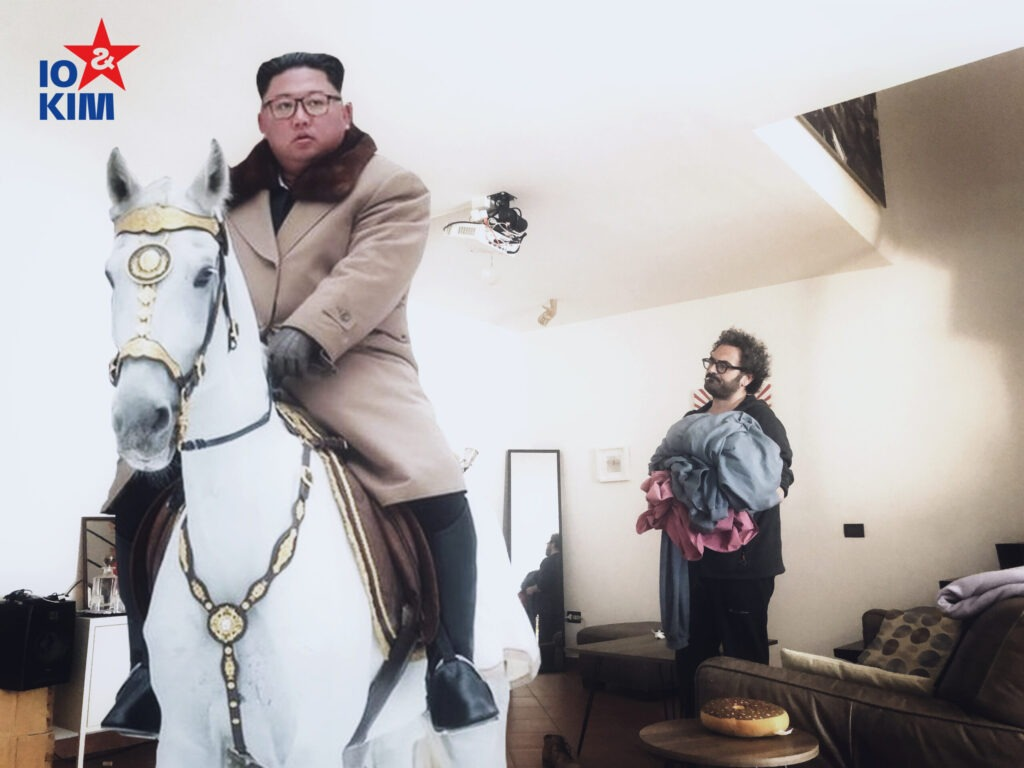 Io&Kim Cavallo