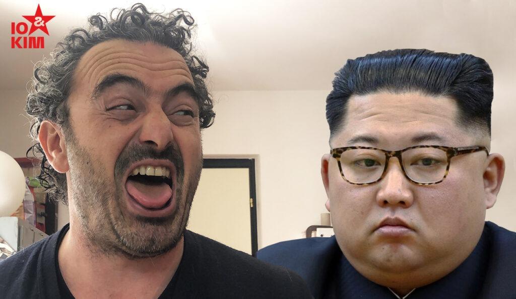 Io&Kim scorreggina