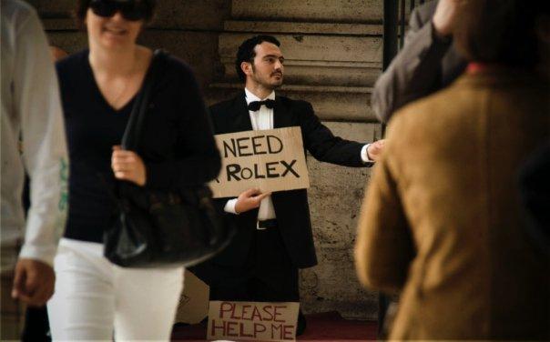 I need a Rolex - Luca Acito